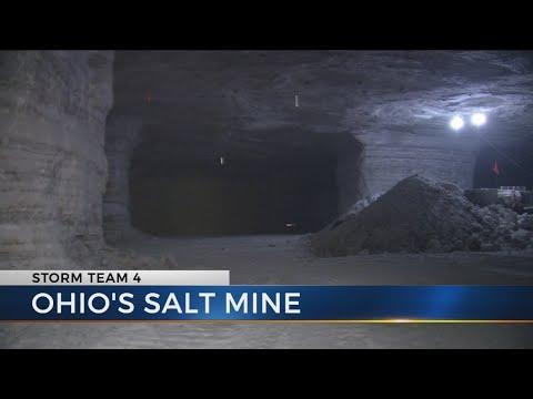 Inside Ohio's Salt Mine