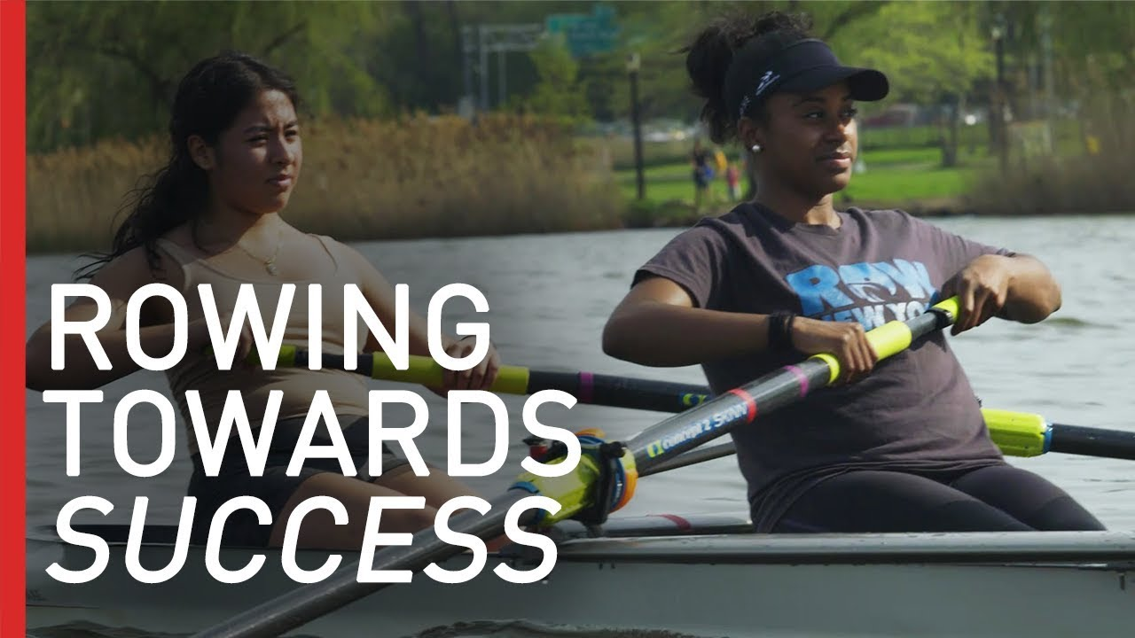Helping Kids through Rowing | Freethink Stand Together