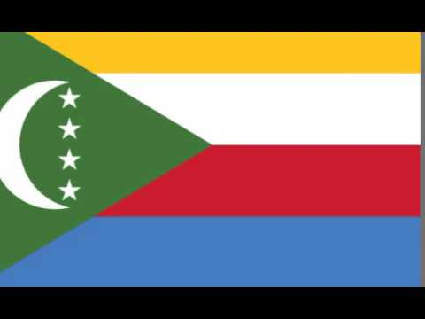 Flag of Comoros - Country Flags