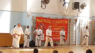 Okinawa Yamanni Ryu Kobudo Kata 2016