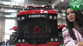 Nowy Rosyjski traktor KIROVETS 420 KM w cenie 250 KM
