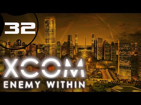 Let's Play XCOM Enemy Within Ironman Impossible - Part 32 - Guangzhou Terror