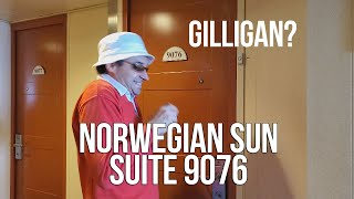 Norwegian Sun Suite 9076
