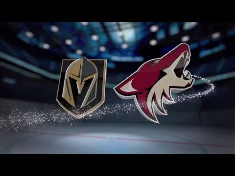 Vegas Golden Knights vs Arizona Coyotes - November 25, 2017 | Game Highlights | NHL 2017/18. Обзор