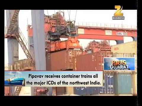 Ports of Gujarat