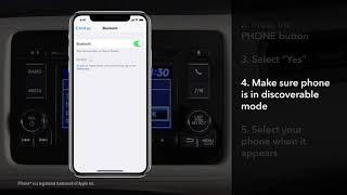 Honda HR-V: How to Pair Mobile Phones to Bluetooth®  HandsFreeLink®: LCD Audio Models