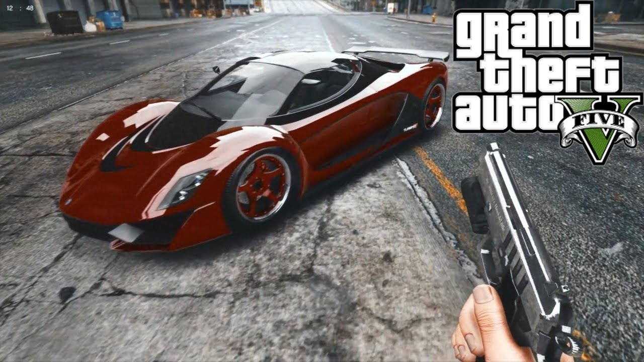 GTA V GRÁFICOS ULTRA REALISTAS!! GRAND THEFT AUTO 5 MODS - GTA 6??