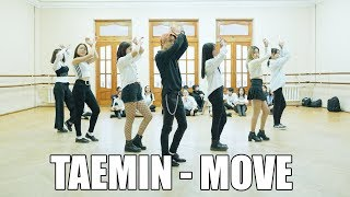 TAEMIN - MOVE Dance Cover | Fam Entertainment | IBSLV's Beginner group