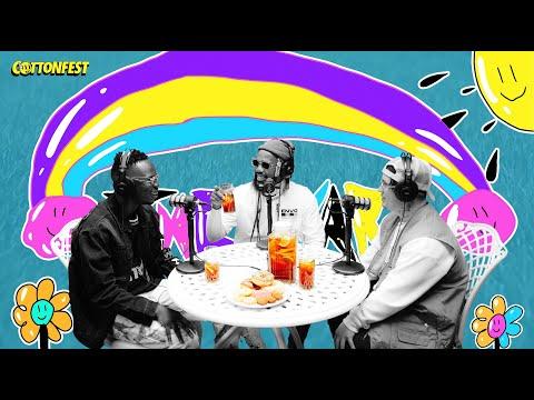 "Costa Titch, Blxckie & Phantom Steeze perform ""UTHINI"" || THE YARD"