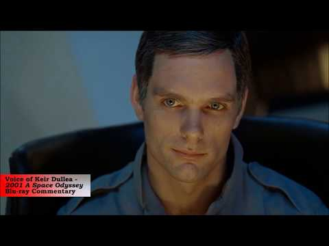 2001: A Space Odissey  Keir Dullea on Hal's Voice