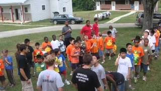 Busy Signal - Praise & Worship / Fun at bible camp!