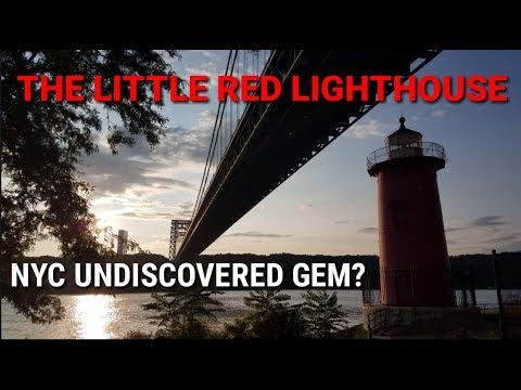 The Little Red Lighthouse - NYC's Hidden Gem? | Manhattan, NYC