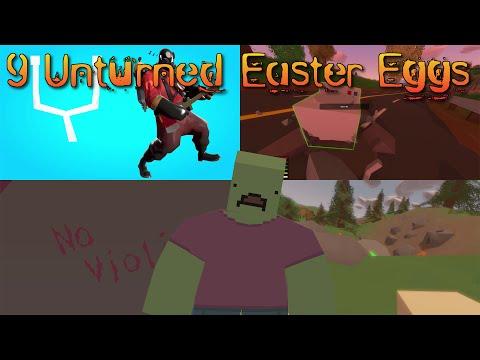 9 Unturned Easter Eggs