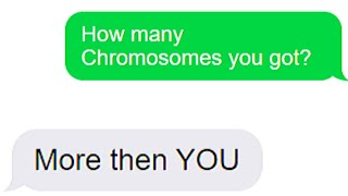 Funniest texts only here. Handpicked only top quality funny texts Binge watch all the funny texts here: ...