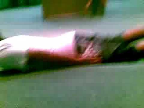 Sindu superman ngesot! AUVI SMAK IPEKA TOMANG