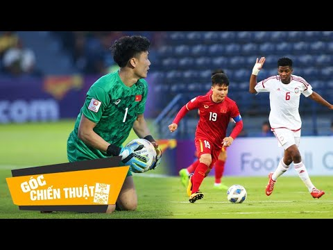 Mổ băng | U23 Việt Nam và nỗi lo hàng thủ cho thầy Park
