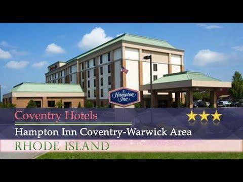 Hampton Inn Coventry-Warwick Area - Coventry Hotels, Rhode Island