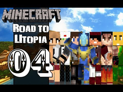 Road to Utopia - Minecraft: Road to Utopia :: S02 E04 - Connecting Spawn!