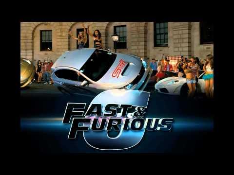 Fast & Furious 6 Super Bowl Spot Soundtrack - The Prodigy - Breathe (The Glitch Mob Remix)