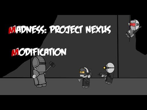 Безумие Проект Нексус с читами 3 серия (Зомби)