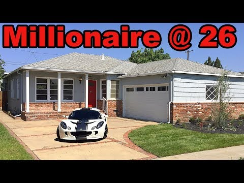 How I became a Millionaire in Real Estate by 26
