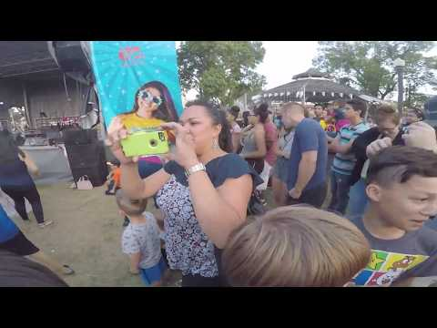 FULANITO. Edmonton Latin Carnaval 2017