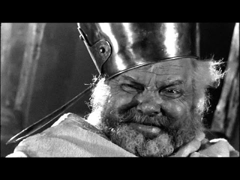 FALSTAFF - SHAKESPEARE - ORSON WELLES  VO/STFR (2/4)
