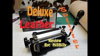 Leather Splitter from Tandy leather