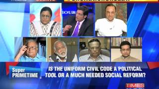 The Newshour Debate: One Nation One Law - Part 1 (15th July 2014)