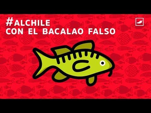 #AlChile con el bacalao falso