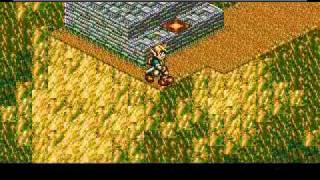 Landstalker: The Treasures of King Nole (Genesis) with commentary