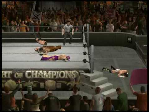 WWE SmackDown vs. RAW 2010 10/26/09 16:36