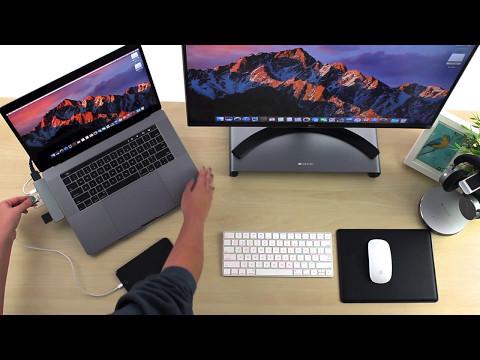 Satechi's new Pro Hub expands 2016 MacBook Pro past USB-C ports
