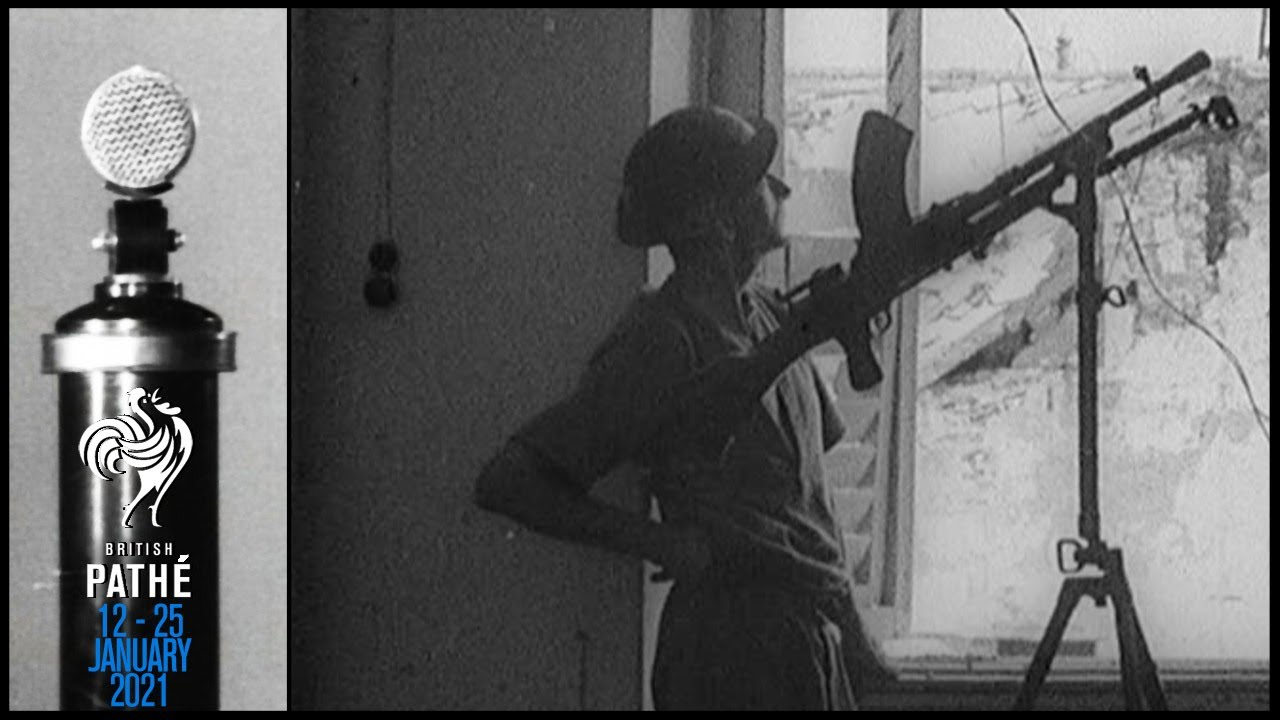 Queen Victoria Dies, Allies Capture Tobruk and more   British Pathé
