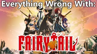 Everything Wrong With: Fairy Tail: The Phoenix Priestess