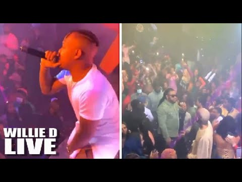 BOW WOW Draws Packed Crowd In Houston And Gets Dragged... A COVID Nightmare