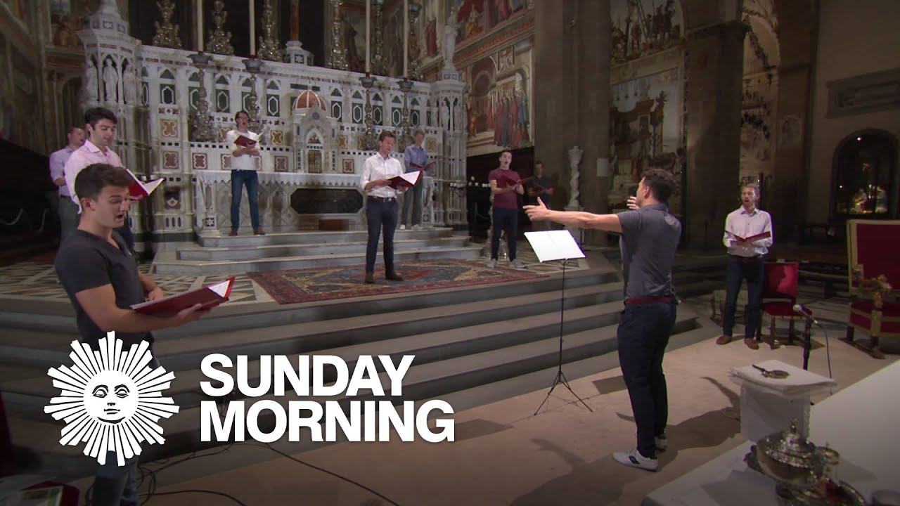 Rescuing Sacred Music of the Renaissance - CBS Sunday Morning