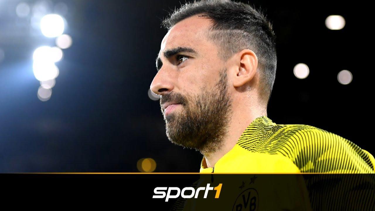 Fix! Alcacer verlässt Borussia Dortmund | SPORT1 - TRANSFERMARKT