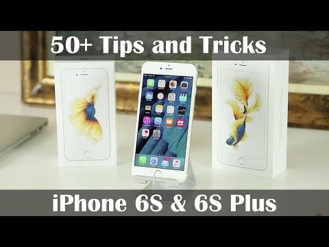 50+ Tips and Tricks for the iPhone 6S and 6S Plus