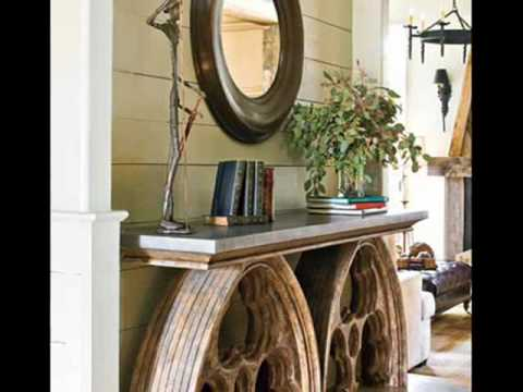 Decorating with Mirrors - YouTube
