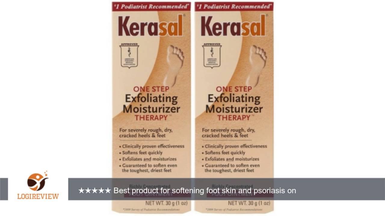 Kerasal Exfoliating Moisturizing Foot Ointment - 1 oz - 2 pk ...