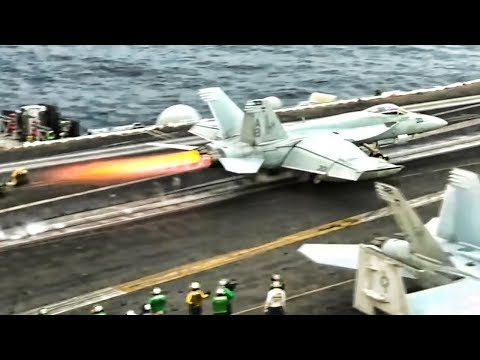 Carrier Air Wing One Fly-Off • USS Harry S. Truman