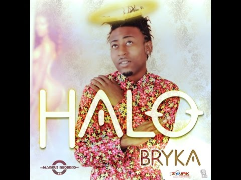 Bryka - Halo (Lyric Video) [Raw]