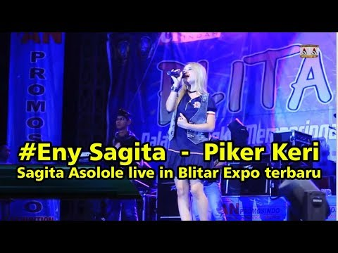 #Eny Sagita  -  Piker Keri - Sagita Asolole live in Blitar Expo terbaru