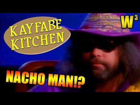 New WWE Cookbook! Nacho Man Randy Savage! | Kayfabe Kitchen