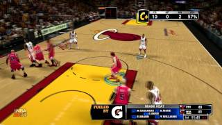 Pick and Roll Style - NBA2k14 - My Career