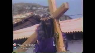 1983 Semana Santa Antigua Guatemala Viernes Santo Jesus Nazareno Templo de la Merced