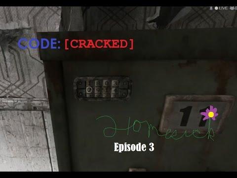 Homesick   E03   I SOLVED THE RIDDLE!