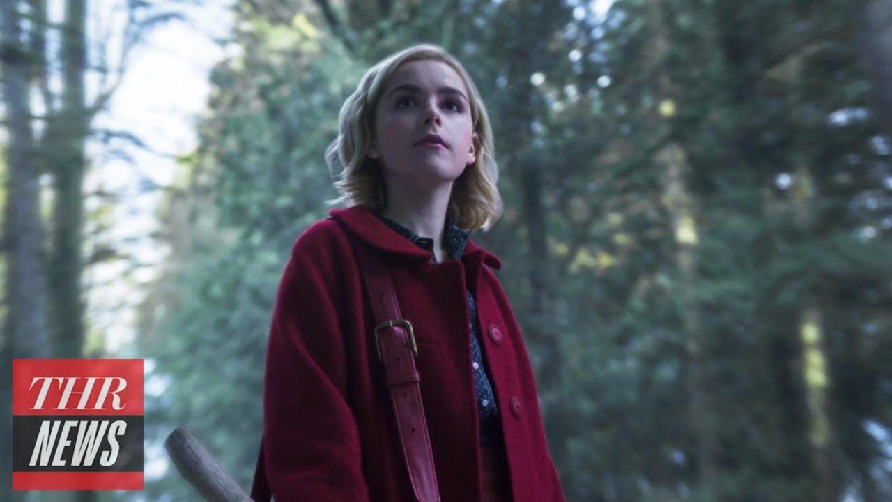 First Photos of Kiernan Shipka as Sabrina in 'Chilling Adventures of Sabrina' | THR News