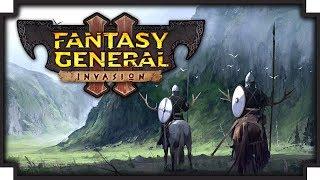 Fantasy General II - (Turn Based Tactical Strategy Game)